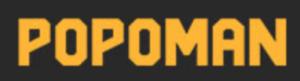 popoman logo