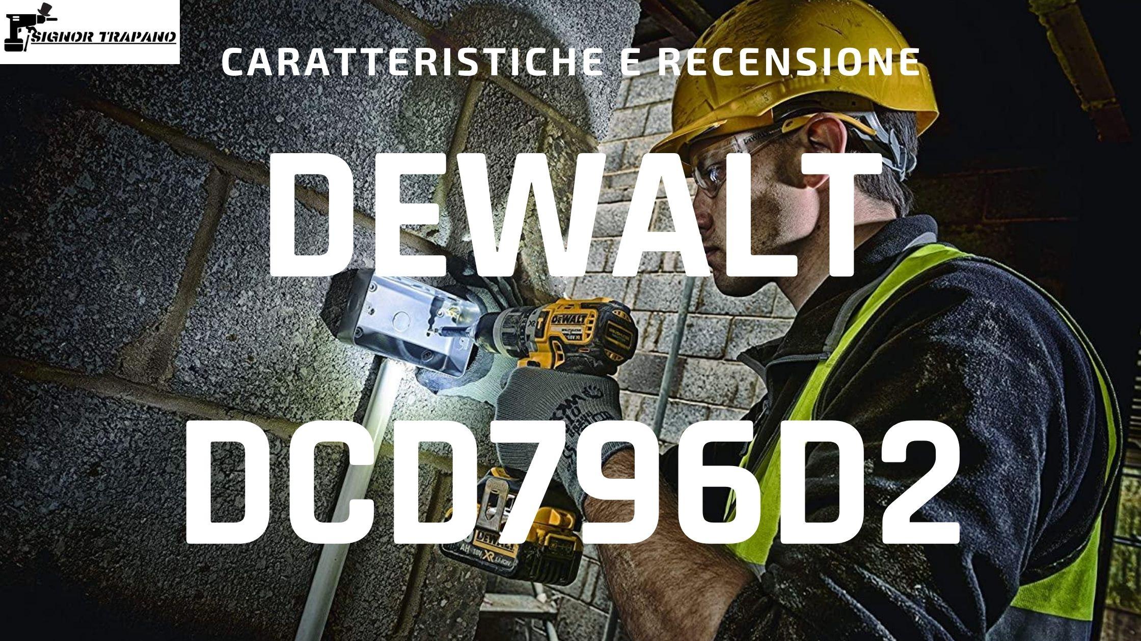 copertina dewalt DCD796D2